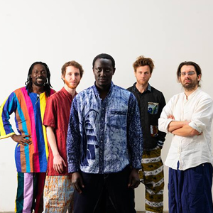 Doctor Lass and The Jungle Juice groupe de musique world fusion